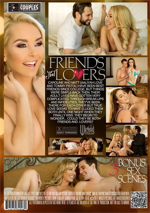 Friends porn movie