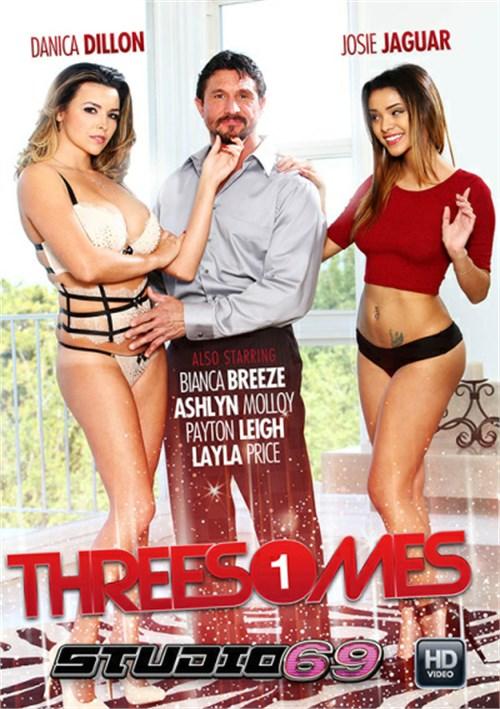 Threesomes 1 Danica Dillon Threesomes 2017