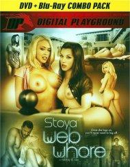 Stoya Web Whore (DVD+ Blu-ray Combo) Blu-ray