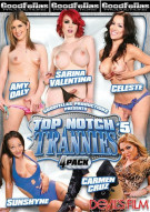 Top Notch Trannies 4-Pack #5 Porn Movie