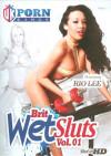 Brit Wet Sluts Vol. 1 Boxcover