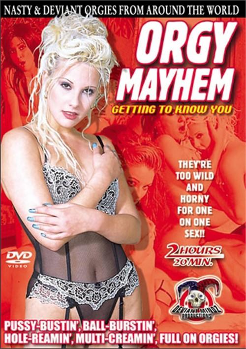 Orgy Mayhem