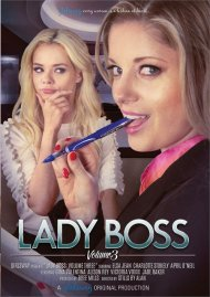 Lady Boss Vol. 3 DVD porn movie from Girlsway.