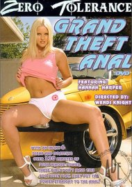 Grand Theft Anal Porn Movie