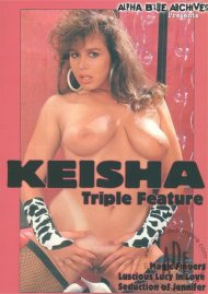 Keisha Triple Feature Porn Movie