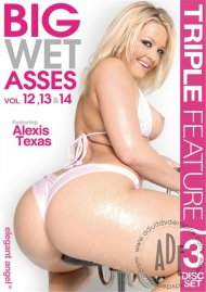 Big Wet Asses Vol. 12-14 Porn Movie
