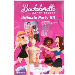 Bachelorette Ultimate Party Kit Sex Toy