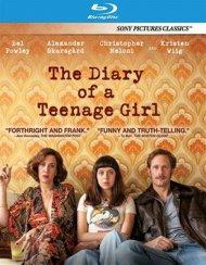 Diary Of A Teenage Girl, The (Blu-ray + UltraViolet) Blu-ray Movie