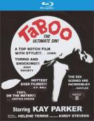 Taboo Blu-ray