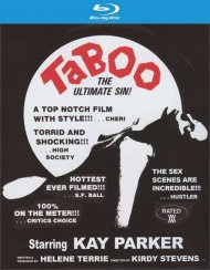 Taboo Blu-ray Movie