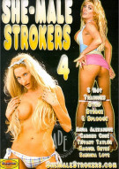 She-Male Strokers 4 Porn Video