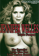 Jennifer Welles Triple Feature Porn Movie