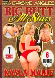 Big Butt All Stars: Kayla Marie Movie