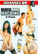 Black Anal Machine 4-Pack Porn Movie