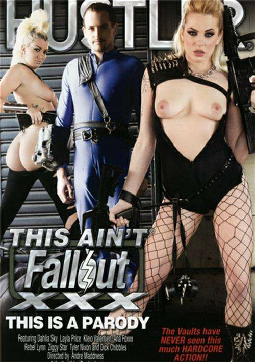 This Aint Fallout XXX: This is a Parody