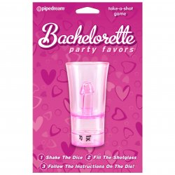 Bachelorette Party Favors Take A Shot Drinking Game Sex Toy