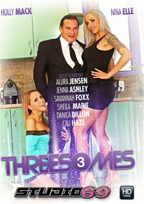 Threesomes 3 Nina Elle Threesomes Alura Jenson