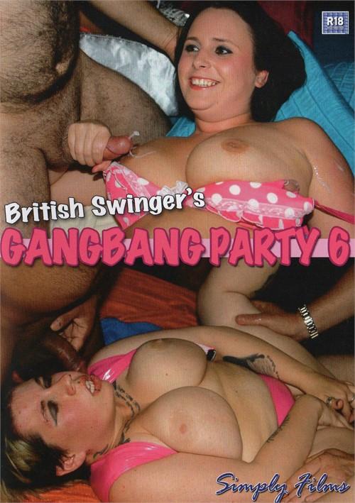 British swinger party