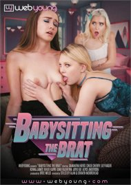 Babysitting The Brat DVD porn movie from Web Young.