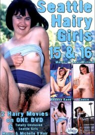 Seattle Hairy Girls 15 & 16 Porn Movie