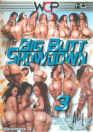 Big Butt Showdown 3, The Porn Movie