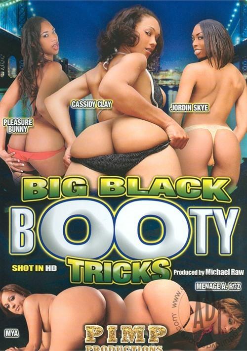 Big Black Booty Tricks