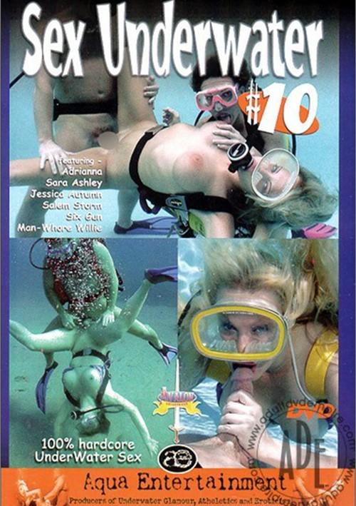 Sex Underwater #10