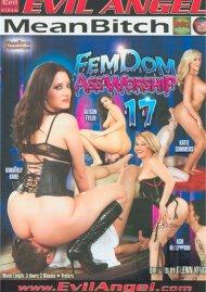 FemDom Ass Worship 17 Porn Video