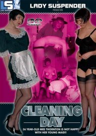Cleaning Day Porn Video