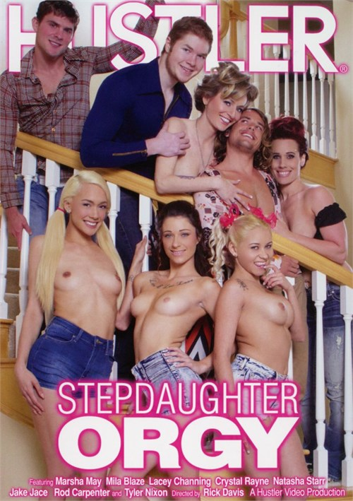 Stepdaughter Orgy
