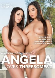 Angela Loves Threesomes 2 Movie