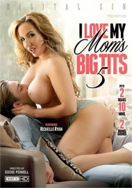 I Love My Mom's Big Tits #5 DVD porn movie from Digital Sin.