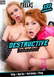 Destructive Behaviour