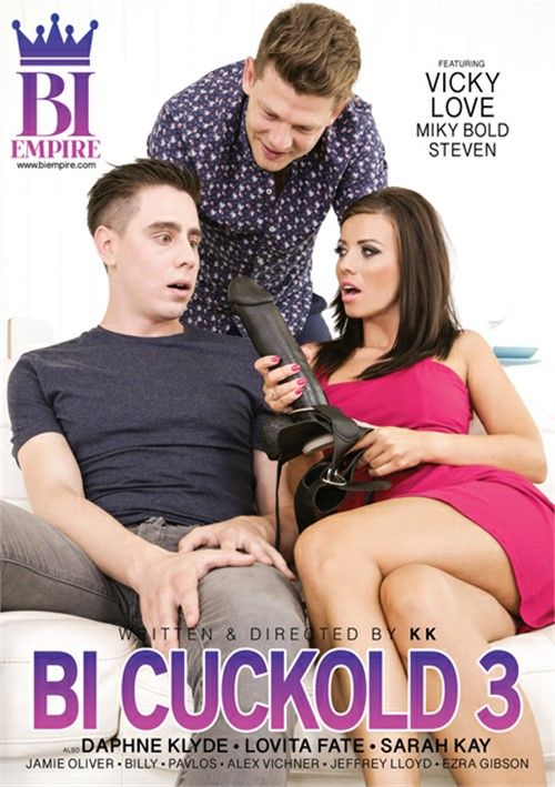 Bi Cuckold 3 Sex Toy Play K.K. Domination
