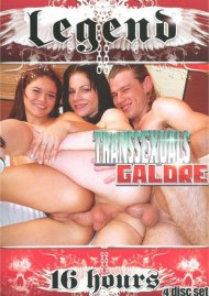 Transsexuals Galore 4-Disc Set Porn Movie