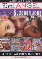 Adriano Slobber Jobs 4-Pack Porn Movie