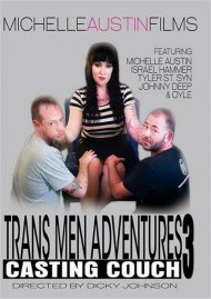 Trans Men Adventures 3: Casting Couch Porn Movie