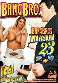 Bang Bros Invasion 23 DVD porn movie from Bang Bros Productions.