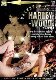 Backdoor to Harley-Wood Porn Movie