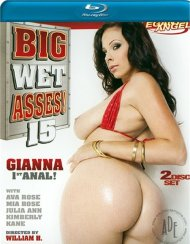Big Wet Asses #15 Blu-ray Movie