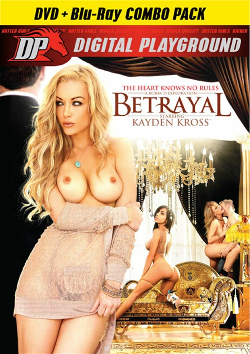 Betrayal (DVD + Blu-ray Combo)