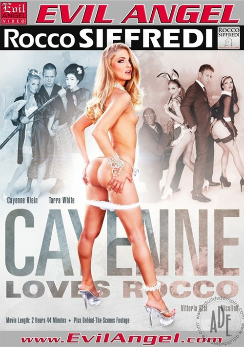 Cayenne Loves Rocco