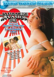 Japanese Invasion #3 Porn Movie
