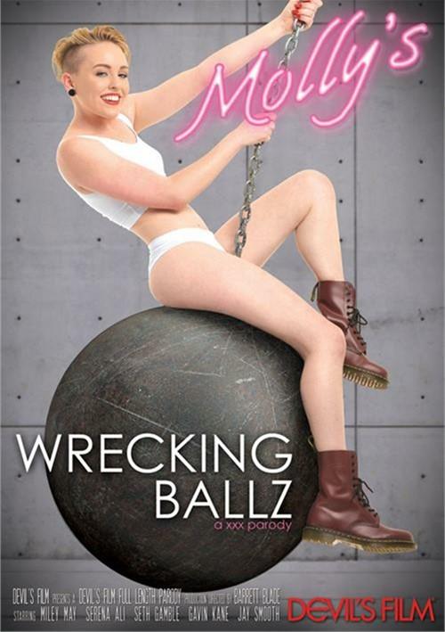 Mollys Wrecking Ballz: A XXX Parody