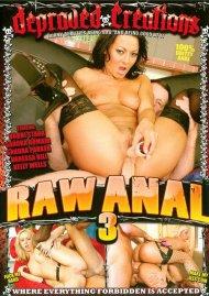 Raw Anal 3 Movie