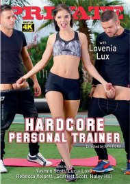 Hardcore Personal Trainer porn DVD from Private.