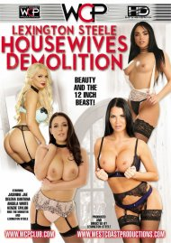 Lexington Steele Houswives Demolition Porn Video