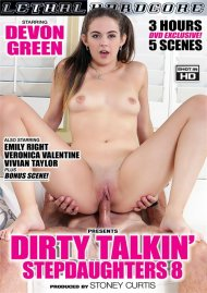 Dirty Talkin' Stepdaughters 8 HD porn video from Lethal Hardcore.