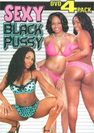 Sexy Black Pussy 4-Pack Porn Movie