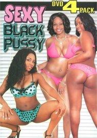 Sexy Black Pussy 4-Pack Porn Movie
